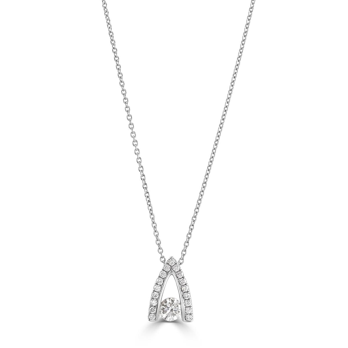 Carat Collection Diamond Pendant