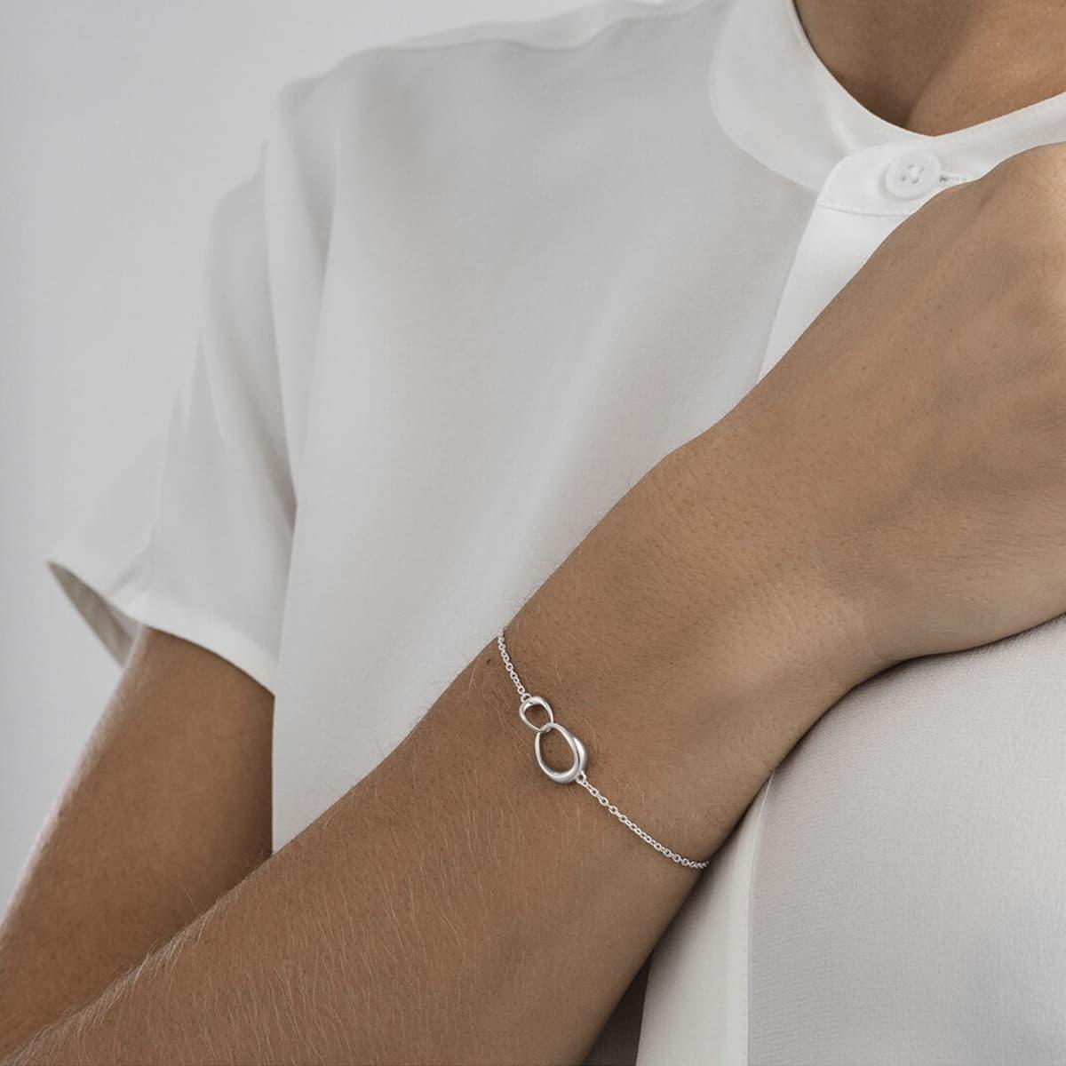 Sterling Silver Offspring Bracelet