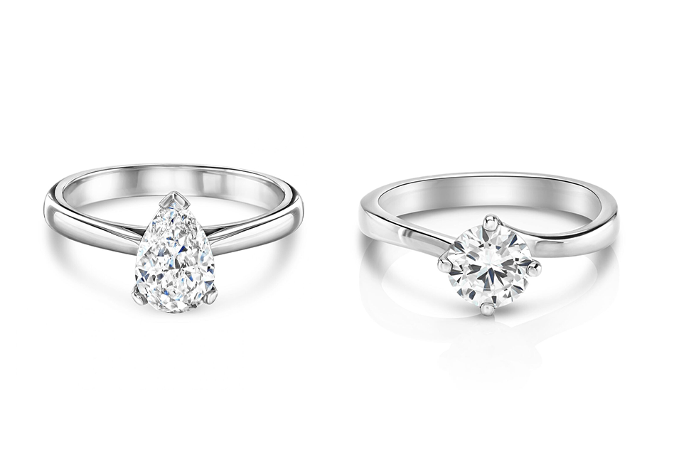 DMR Bridal: Finding the perfect shape…
