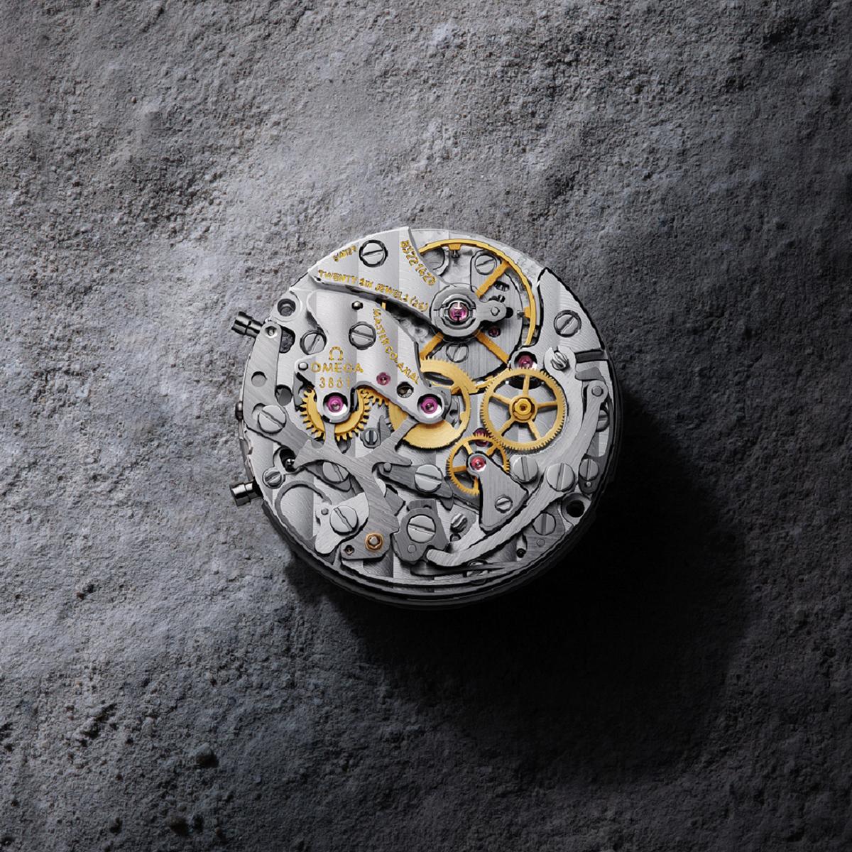 OMEGA's watchmaking heritage