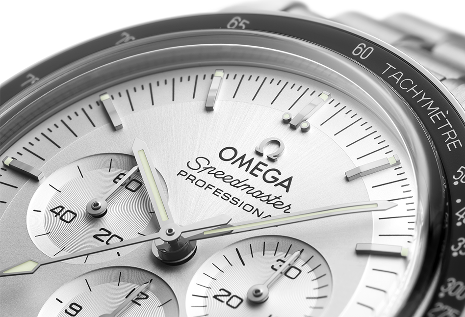 OMEGA: A new generation of Moonwatch