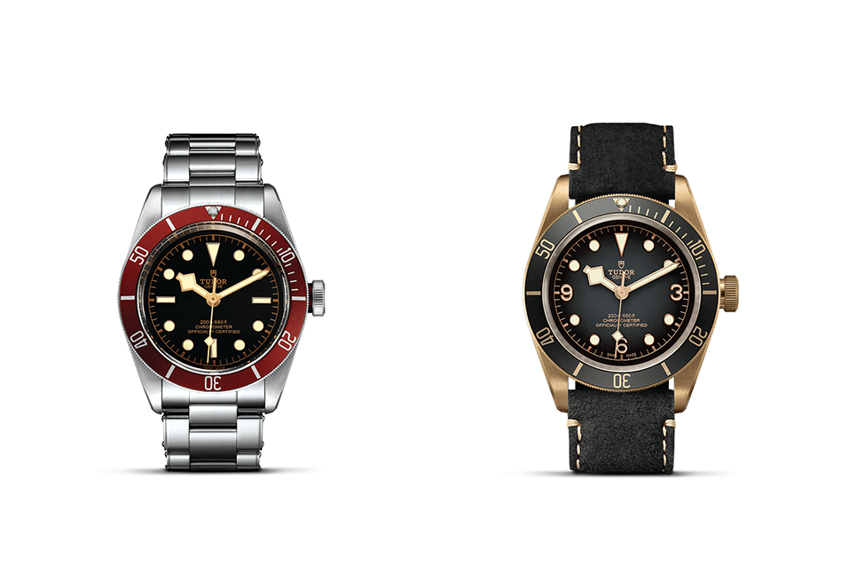 TUDOR now available for home delivery