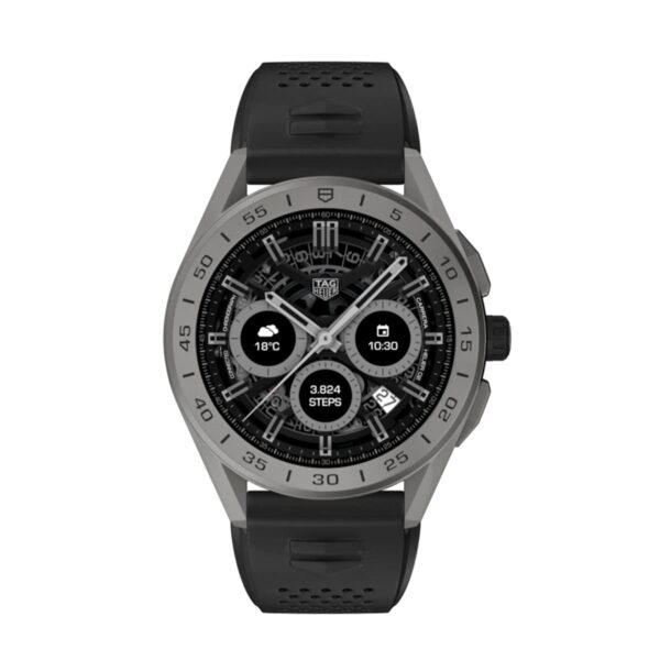 TAG Heuer Connected Titanium