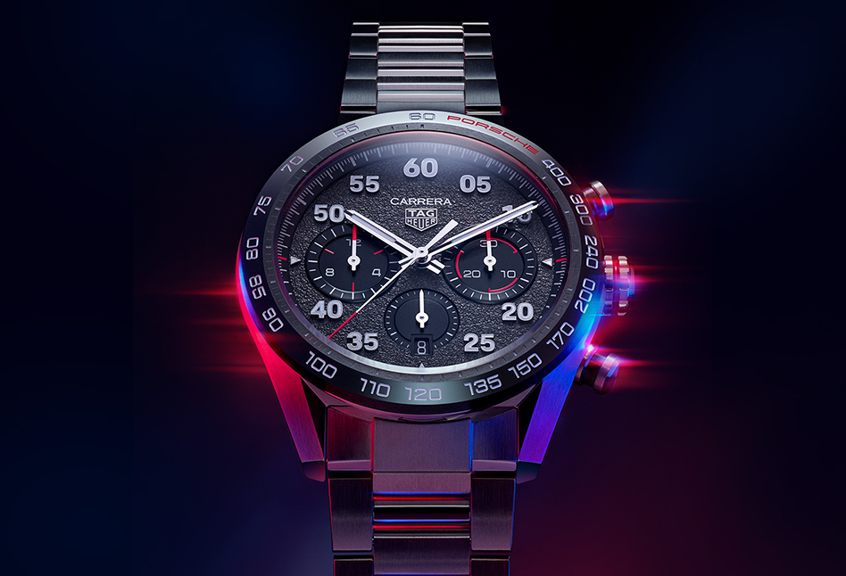 TAG HEUER: One Name, Two Legends