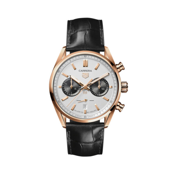 TAG Heuer Carrera Chronograph Gold Jack Heuer Limited Edition