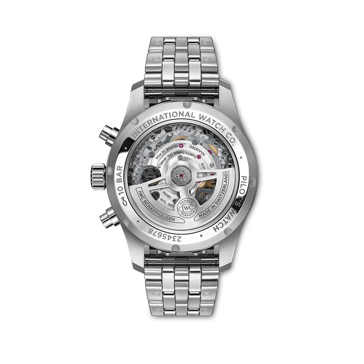 IWC Pilot's Watch Chronograph 41