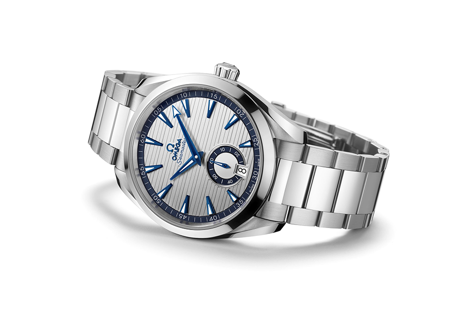 OMEGA Watches: A new look for the Aqua Terra