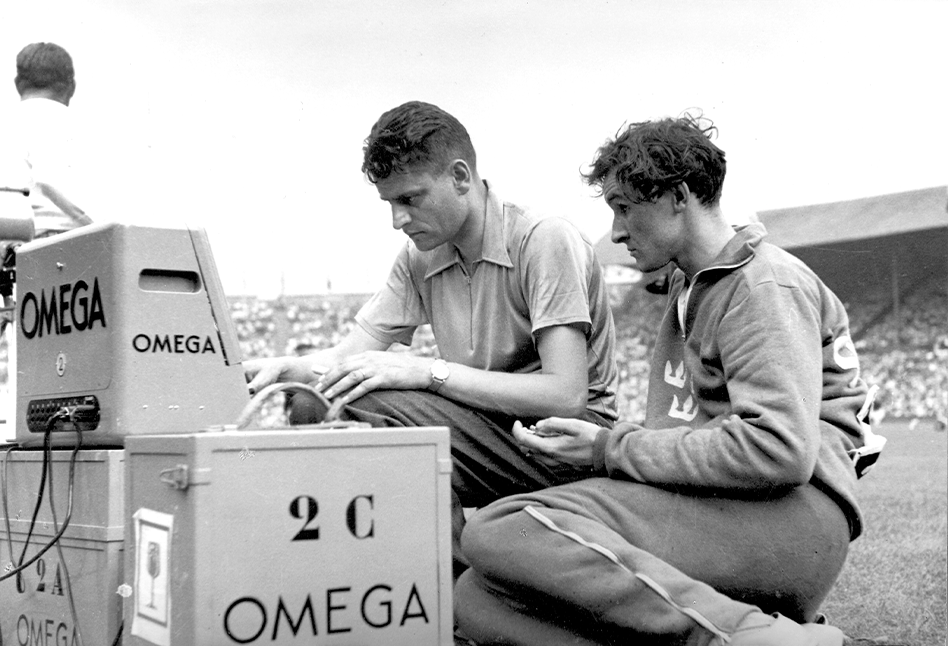 OMEGA WATCHES: An Olympic Legacy