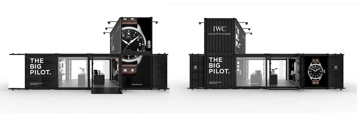IWC Schaffhausen: The Pilot's collection heads out on tour…