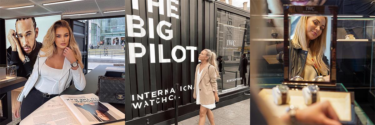 Flashback Friday: IWC Big Pilot's Roadshow
