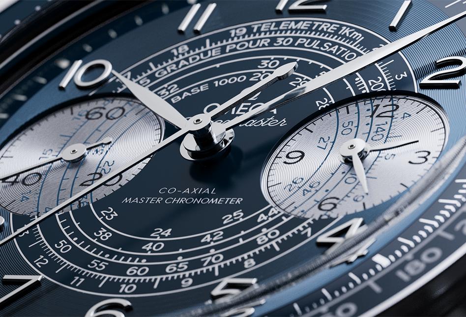 OMEGA introduces the Speedmaster Chronoscope