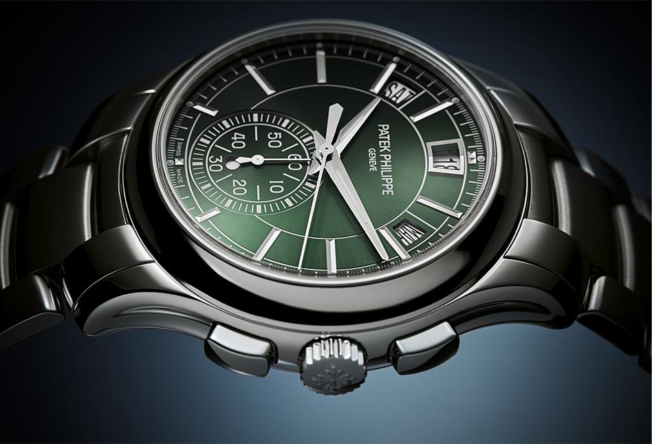 Patek Philippe Introduces Three New Chronographs